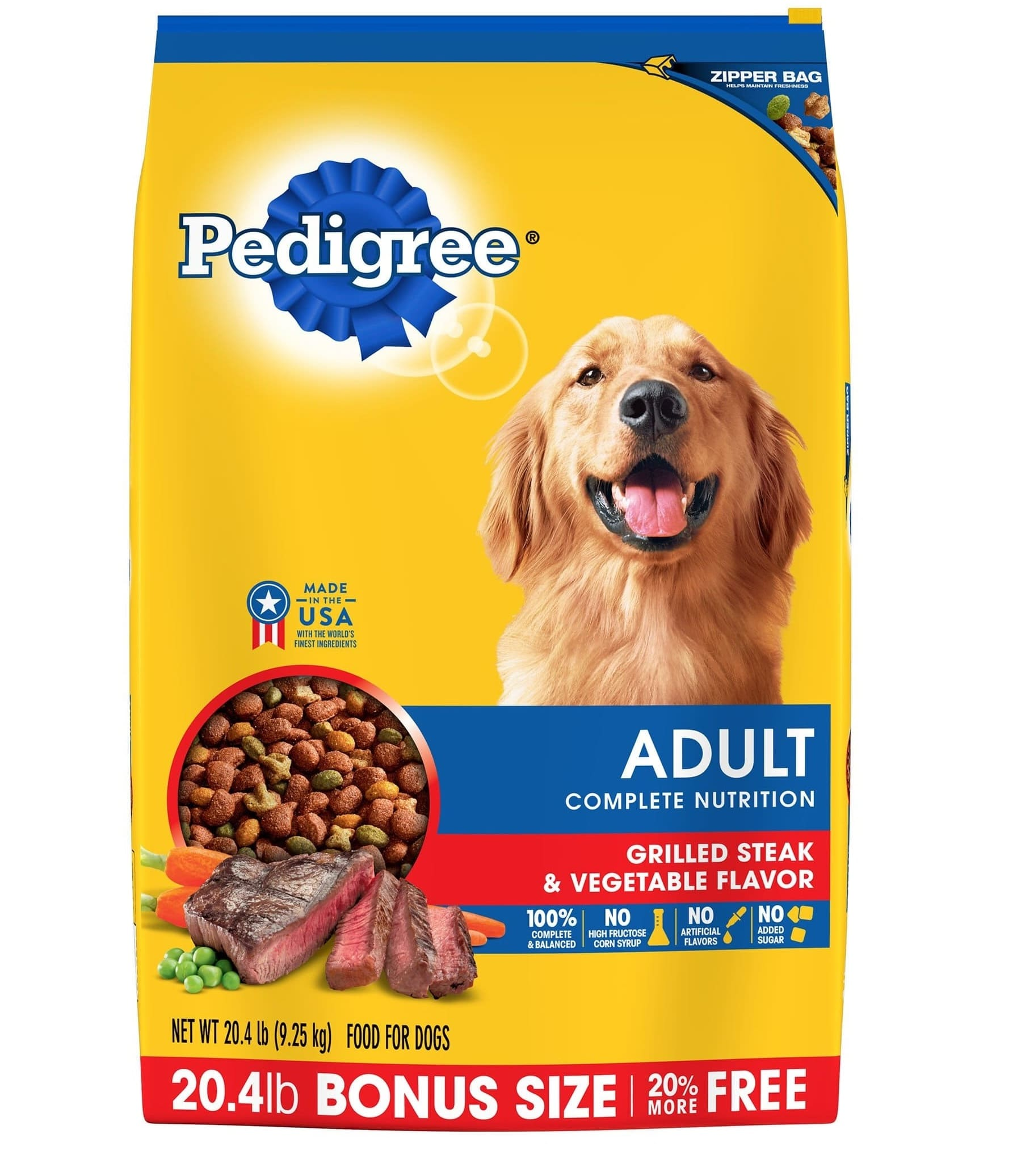 Pedigree available and affordable pet food