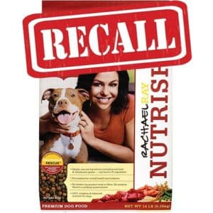 The Rachael Ray pet food recall occurred a few years ago