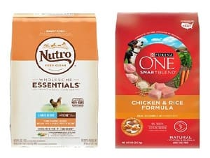 The nutro dog meals company