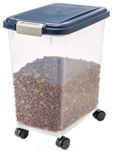 airtight food grade plastic container