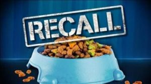 The Blue Buffalo pet food recall information on pet supply for consumers