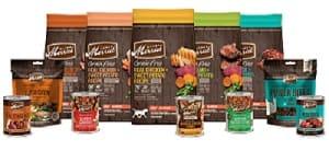 Helpful review of Merrick grain free dry dog food