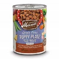 merrick dishes for your puppy