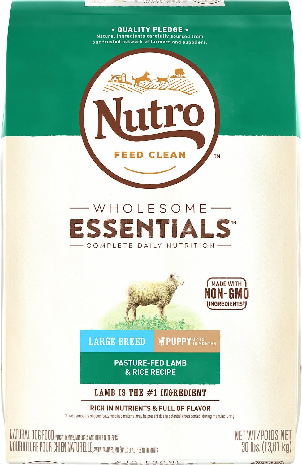 Nutro Healthful Important Dinky Dehydrated Puppy Food