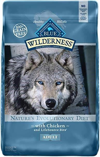 Blue wilderness poultry meat recipe for hefty pooch species Feed