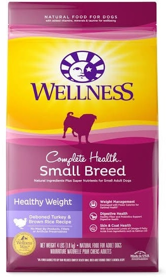 Healthy Natural Perfect Wholeness Natural Dehydrated Mini Puppy Food