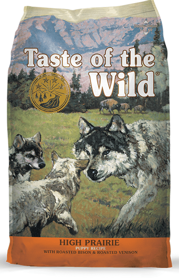 Taste of the Wild Cereal Free Dinky Puppy Food
