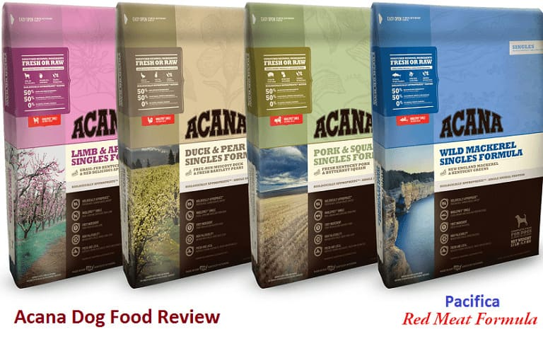 Acana dog food review: ingredients and recalls