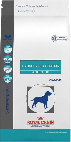 Royal Canin Veterinary Diet Canine Hydrolyzed Protein for Adult dogs