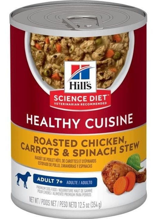 the healthiest food for old Dogs