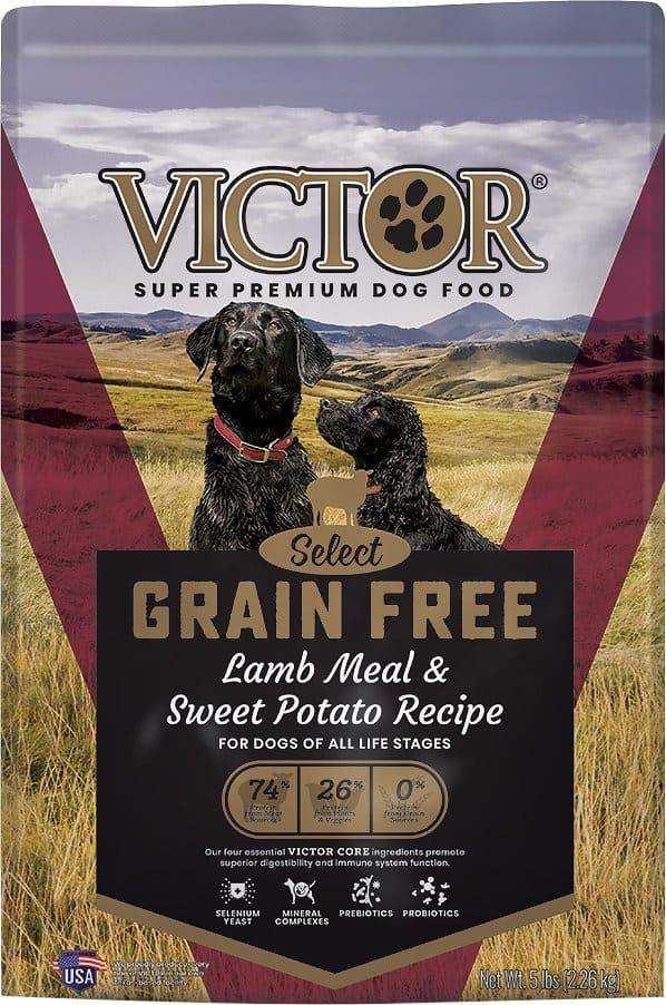 Victor super premium dog food dealers