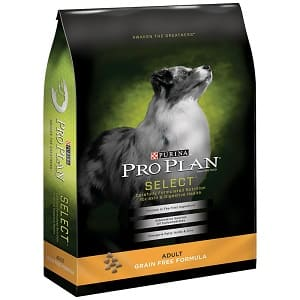 Purina is a top choice with natural ingredients