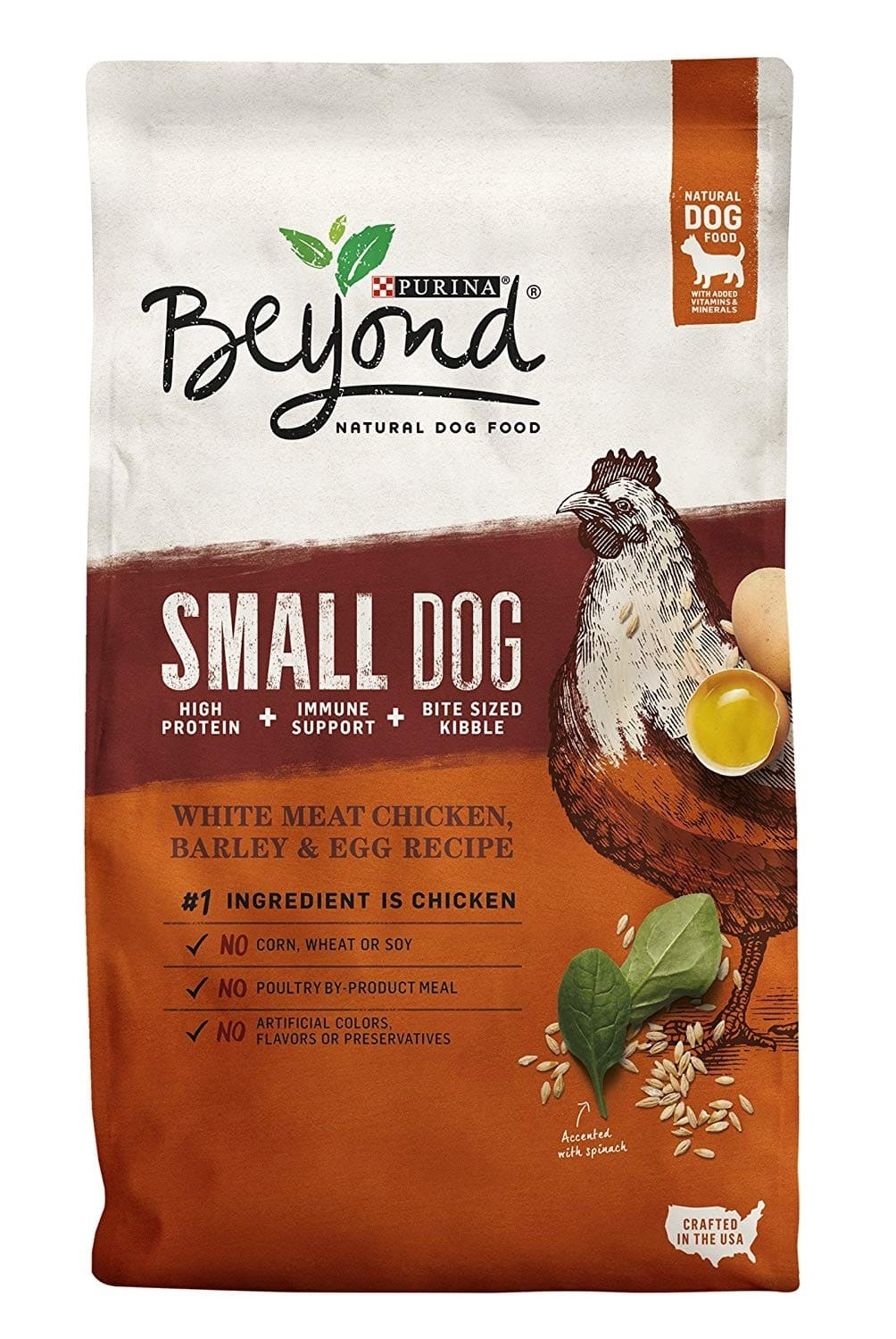 Purina beyond nutrition is another popular pick