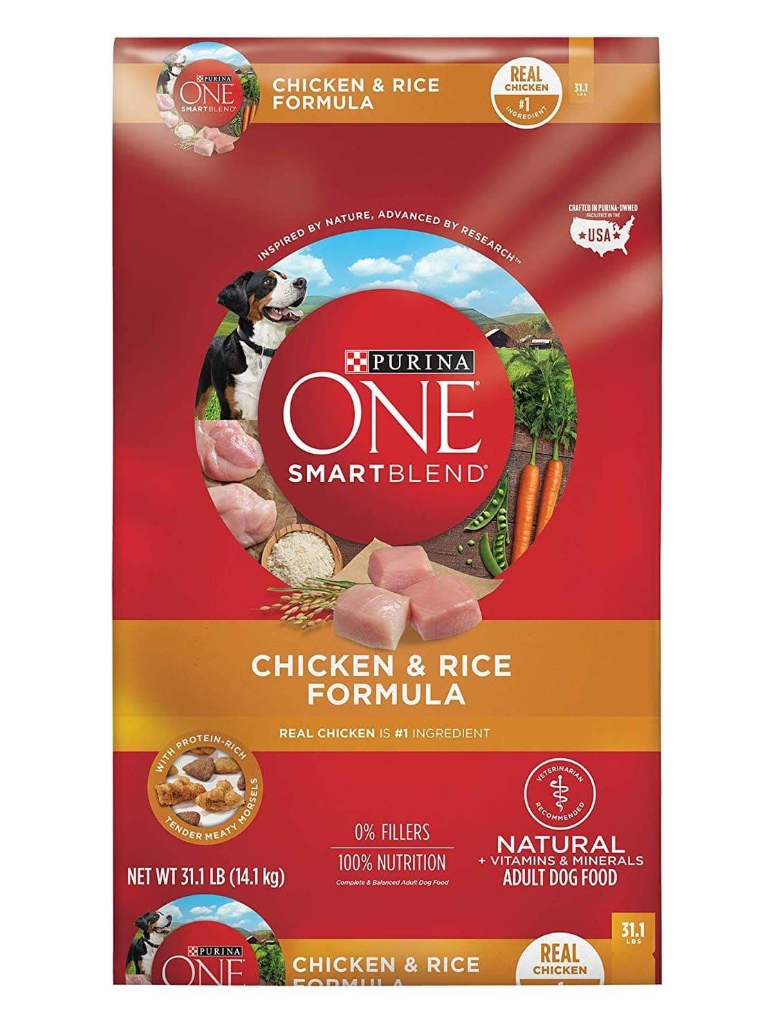 Purina pro plan dog food ingredient reviews